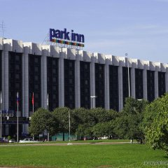 Гостиница Park Inn by Radisson Пулковская спортивное сооружение