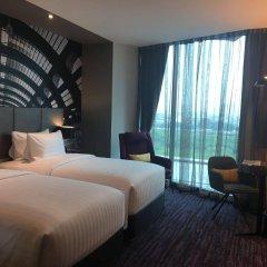 Отель Mercure Bangkok Makkasan комната для гостей фото 4