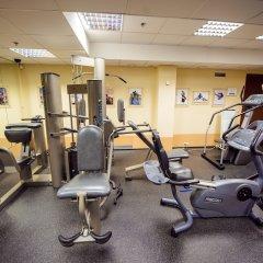 Гостиница Амбассадор фитнесс-зал фото 3