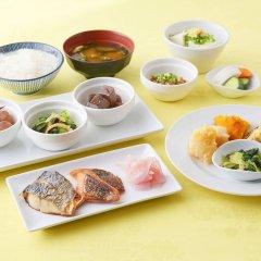 Отель Sunroute Takadanobaba Япония, Токио - отзывы, цены и фото номеров - забронировать отель Sunroute Takadanobaba онлайн питание фото 3