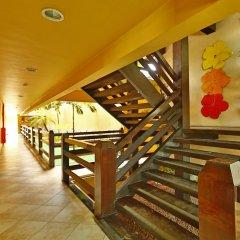Отель Pousada Doce Cabana интерьер отеля