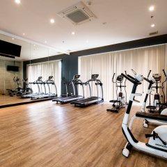 Prima Villa Hotel фитнесс-зал фото 3