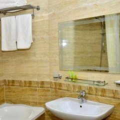 Отель Diyora Hotel Узбекистан, Самарканд - отзывы, цены и фото номеров - забронировать отель Diyora Hotel онлайн ванная