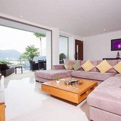 Отель Seductive Sunset Villa Patong A1 комната для гостей фото 5
