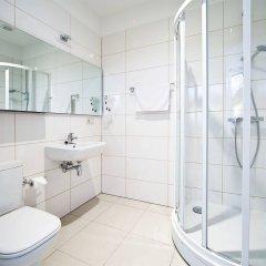 Отель Motel Autosole ванная