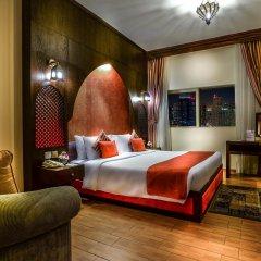 First Central Hotel Suites 4* Люкс с различными типами кроватей фото 3