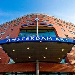 Отель Westcord Art Amsterdam 4 Star Амстердам бассейн
