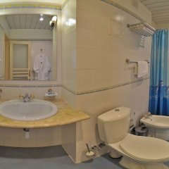 Гостиница Медея ванная