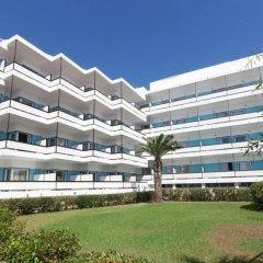 Отель Belair Beach Греция, Родос - 1 отзыв об отеле, цены и фото номеров - забронировать отель Belair Beach онлайн вид на фасад