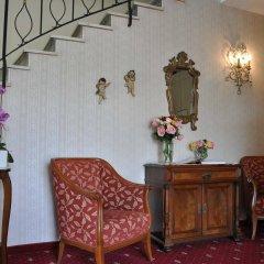 Hotel Weingarten Терлано интерьер отеля