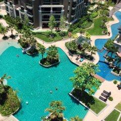 Отель J.J Belle Condo In Bangkok Бангкок бассейн