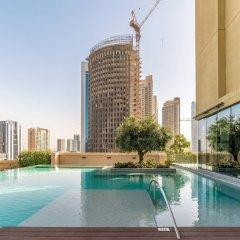 Отель bnbme|4B-118-U25 Дубай бассейн