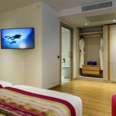 Отель Grand Palladium White Island Resort & Spa - All Inclusive 24h 5* Стандартный номер с различными типами кроватей фото 5