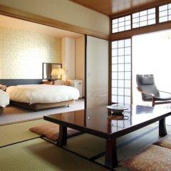 Отель Kadoman Япония, Минамиогуни - отзывы, цены и фото номеров - забронировать отель Kadoman онлайн комната для гостей фото 3