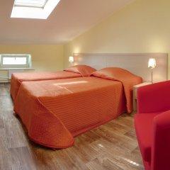 Гостиница Вояж Парк (гостиница Велотрек) комната для гостей фото 3