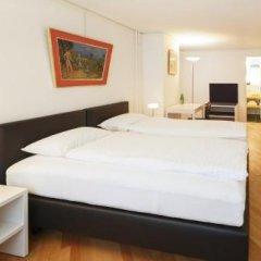 Отель Boutique Hotel Herzkammer Швейцария, Цюрих - отзывы, цены и фото номеров - забронировать отель Boutique Hotel Herzkammer онлайн комната для гостей фото 5