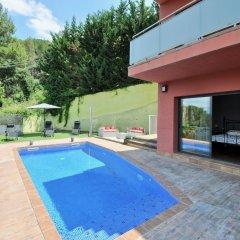 Отель Villa Carmens Lloretholiday Бланес бассейн фото 2