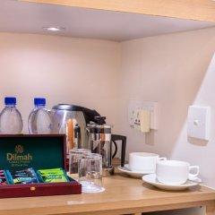 Отель Novina удобства в номере