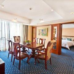 Отель Shanghai hongqiao airport argyle hotel Китай, Шанхай - отзывы, цены и фото номеров - забронировать отель Shanghai hongqiao airport argyle hotel онлайн комната для гостей фото 2