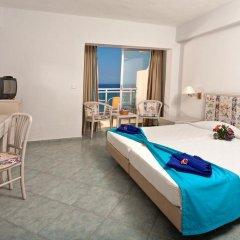 Отель Pegasos Beach комната для гостей фото 3