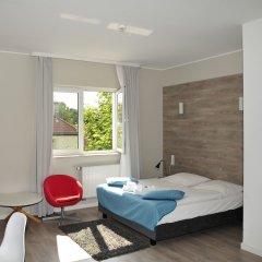 Отель Villa Flaming Польша, Сопот - отзывы, цены и фото номеров - забронировать отель Villa Flaming онлайн комната для гостей фото 4