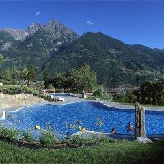 Отель Milleluci Италия, Аоста - отзывы, цены и фото номеров - забронировать отель Milleluci онлайн бассейн фото 3