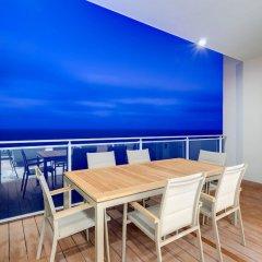 Отель Super Luxury Apartment in Tigne Point, Amazing Ocean Views Мальта, Слима - отзывы, цены и фото номеров - забронировать отель Super Luxury Apartment in Tigne Point, Amazing Ocean Views онлайн балкон