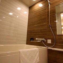 Отель New Gaea Kamigofuku Фукуока ванная