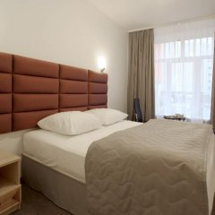Гостиница Минима Водный 3* Стандартный номер с разными типами кроватей фото 14