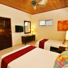 Отель White Sands Negril Ямайка, Саванна-Ла-Мар - отзывы, цены и фото номеров - забронировать отель White Sands Negril онлайн комната для гостей