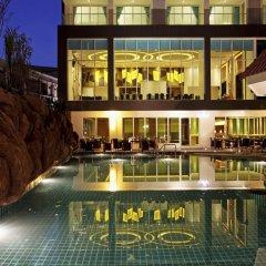 Отель Centara Pattaya Hotel Таиланд, Паттайя - 2 отзыва об отеле, цены и фото номеров - забронировать отель Centara Pattaya Hotel онлайн бассейн фото 2