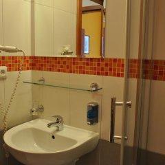 Отель City Central De Luxe Чехия, Прага - 5 отзывов об отеле, цены и фото номеров - забронировать отель City Central De Luxe онлайн ванная