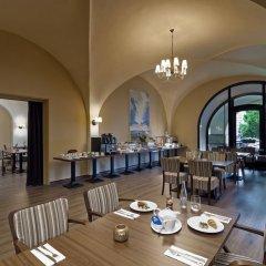 Отель Grandhotel Salva Литомержице питание фото 2