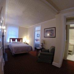 Отель Kalorama Guest House США, Вашингтон - отзывы, цены и фото номеров - забронировать отель Kalorama Guest House онлайн удобства в номере фото 2
