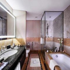 Отель Oakwood Premier Coex Center Южная Корея, Сеул - отзывы, цены и фото номеров - забронировать отель Oakwood Premier Coex Center онлайн ванная