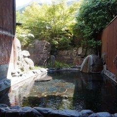 Отель Oyado Nurukawa Onsen Хидзи бассейн