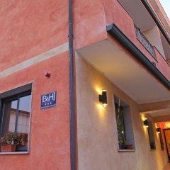 Hotel Residence Ampurias Кастельсардо вид на фасад