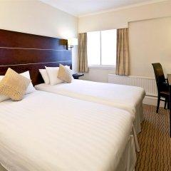 Mercure Glasgow City Hotel 3* Люкс с 2 отдельными кроватями фото 2