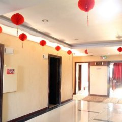 Zhongshan Guanlong Hotel интерьер отеля