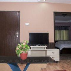 Отель Sahara Apartment Непал, Катманду - отзывы, цены и фото номеров - забронировать отель Sahara Apartment онлайн комната для гостей фото 4