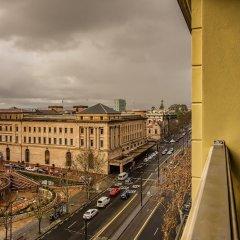 Отель The Playford Adelaide MGallery by Sofitel балкон