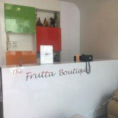 Отель The Frutta Boutique Patong Beach интерьер отеля фото 4