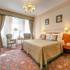 Марко Поло Пресня Отель 4* Стандартный номер разные типы кроватей