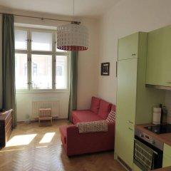 Отель Prague Getaway Homes Slavojova Прага в номере