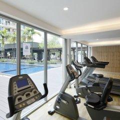Отель Locals Sathorn Siamese Nang Linchee Бангкок фитнесс-зал