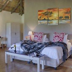 Отель Chrislin African Lodge комната для гостей фото 3