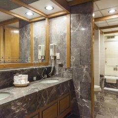 Отель Casa Blanca Мексика, Мехико - отзывы, цены и фото номеров - забронировать отель Casa Blanca онлайн ванная