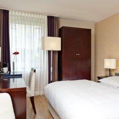 Radisson Blu Badischer Hof Hotel 4* Стандартный номер с различными типами кроватей фото 4