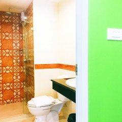 Отель Patra Boutique Бангкок ванная