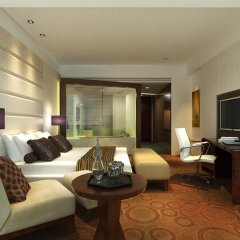 Отель Crowne Plaza Xian комната для гостей фото 4